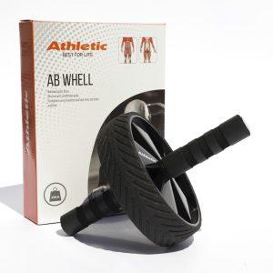 rueda abdominal con caja