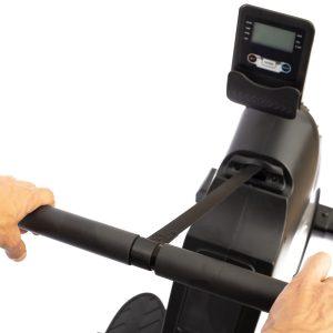 Manillar y tablero simulador de remo